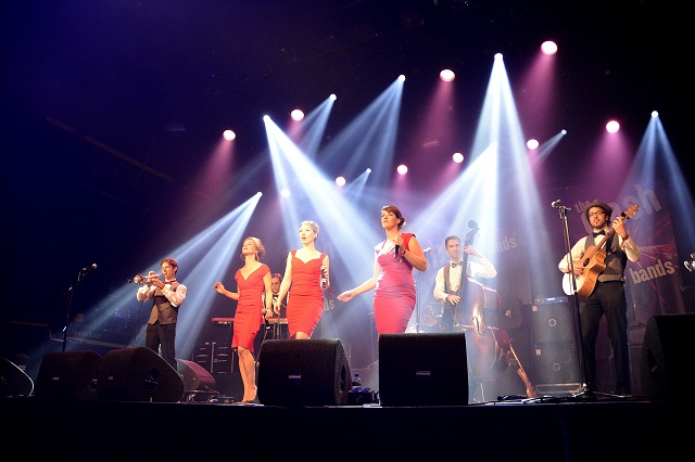 Jilted & Band vintage swing, jazz & countryband uit Utrecht
